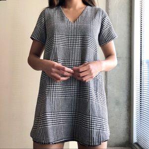 Zara Plaid Dress